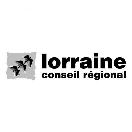 Lorraine conseil regional 1