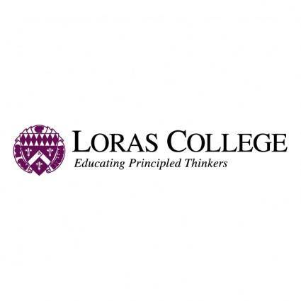 free vector Loras college
