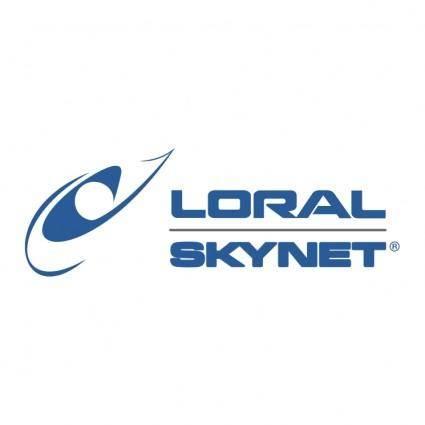 free vector Loral skynet