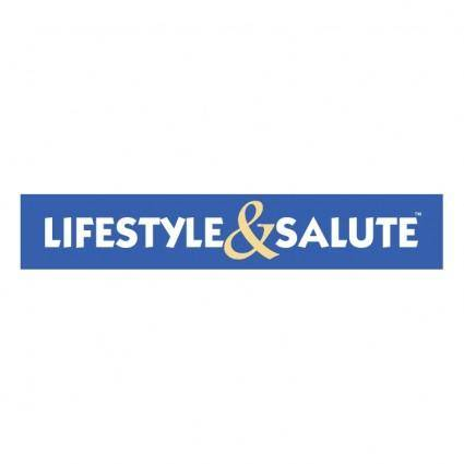 Lifestyle salute