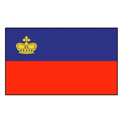 free vector Liechtenstein