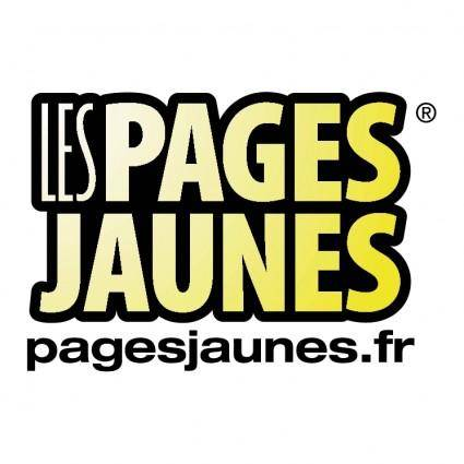 free vector Les pages jaunes
