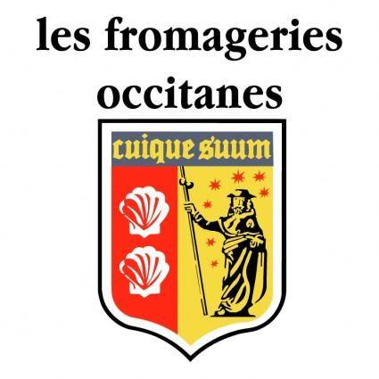 free vector Les fromageries occitanes
