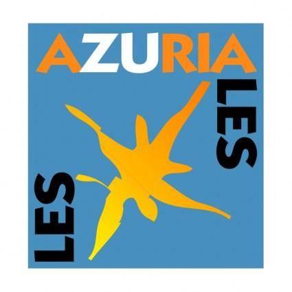 free vector Les azuriales