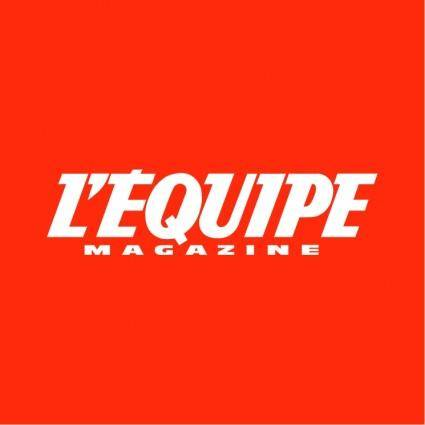 Lequipe magazine