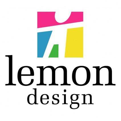 free vector Lemon design
