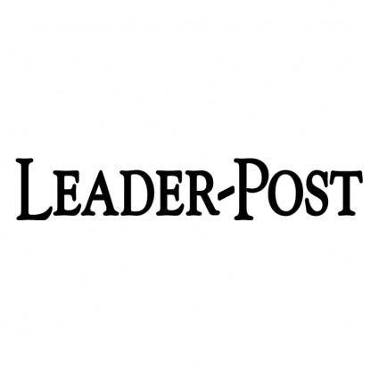 Leader post 0