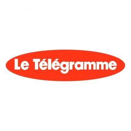 Le telegramme 0