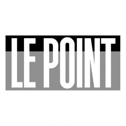 Le point 0