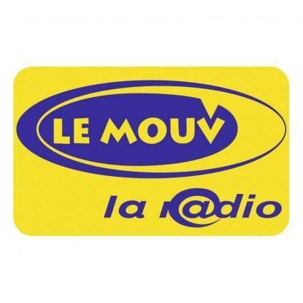 free vector Le mouv