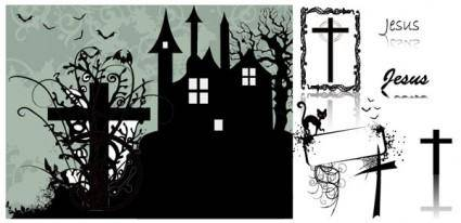 free vector Halloween clip art