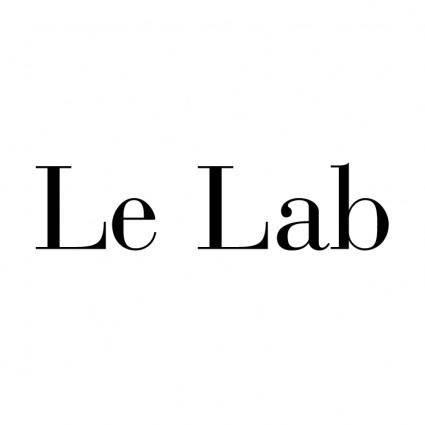free vector Le lab