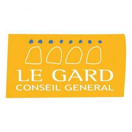 Le gard conseil general