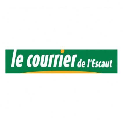 free vector Le courrier de lescaut 0