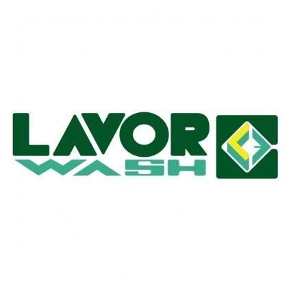 free vector Lavor wash