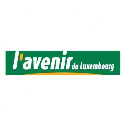 Lavenir du luxembourg