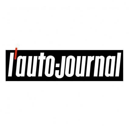 free vector Lauto journal