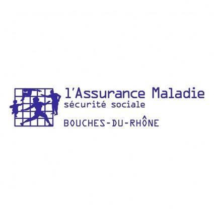 free vector Lassurance maladie securite sociale