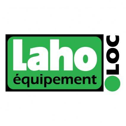 Laho equipement