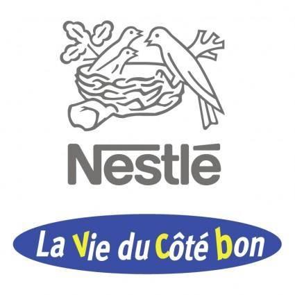 free vector La vie du cote bon