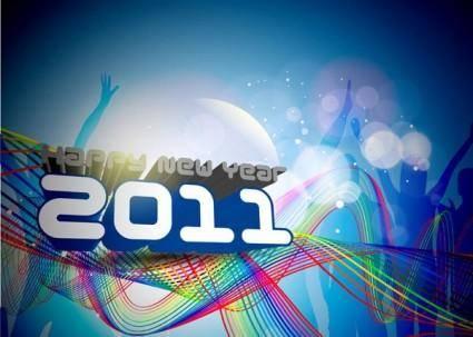 2011 font design vector 4
