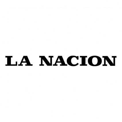 free vector La nacion
