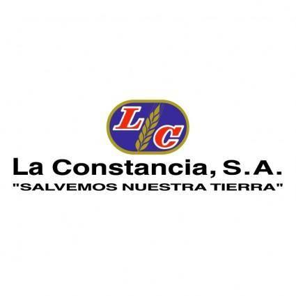 free vector La constancia