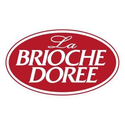 free vector La brioche doree