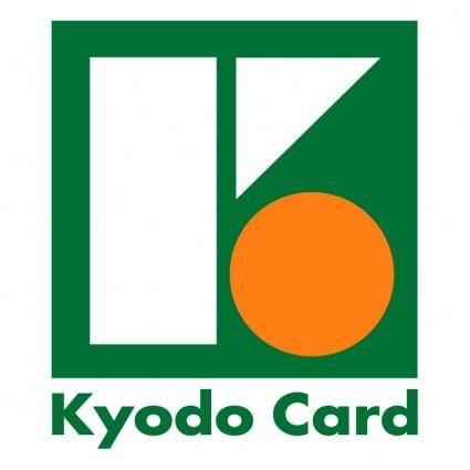 Kyodo card