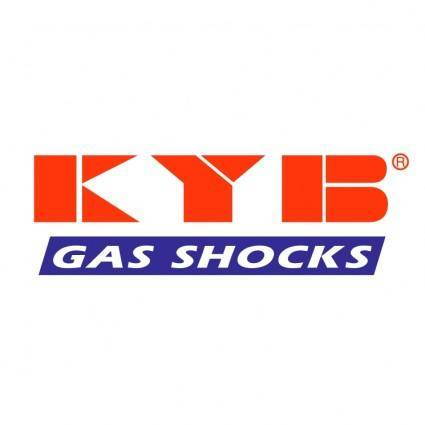 Kyb gas shocks 0