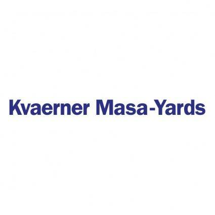free vector Kvaerner masa yards