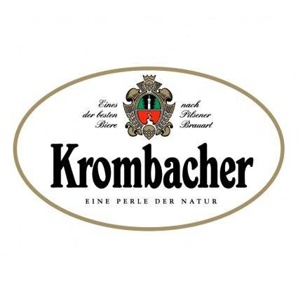 free vector Krombacher