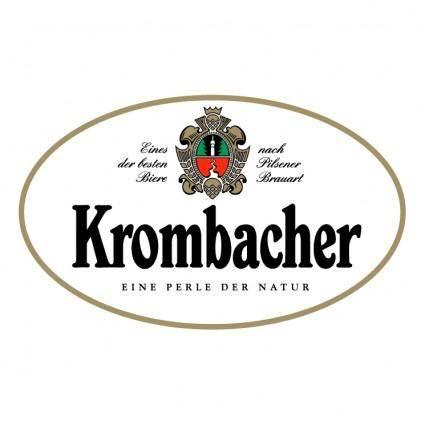 free vector Krombacher