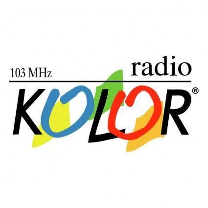 free vector Kolor radio 0