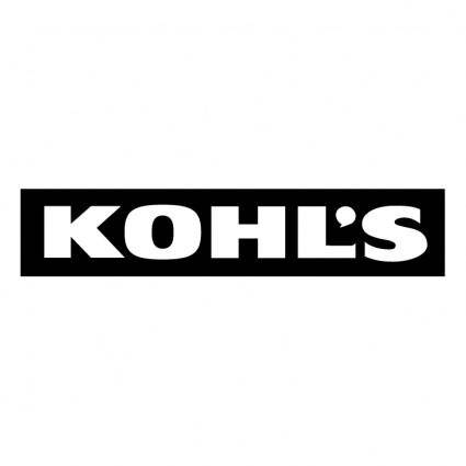 free vector Kohls 1