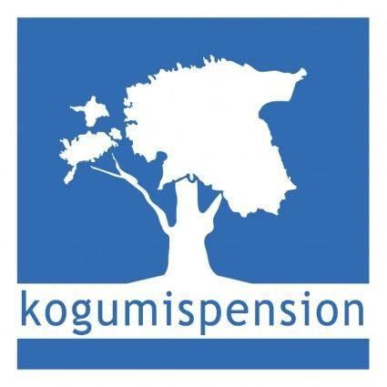 free vector Kogumispension