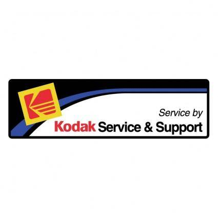 free vector Kodak service support