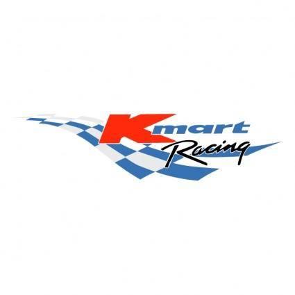 free vector Kmart racing