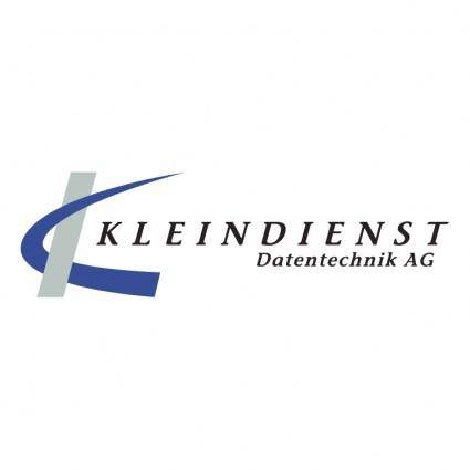 Kleindienst datentechnik
