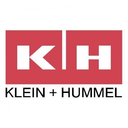free vector Klein hummel