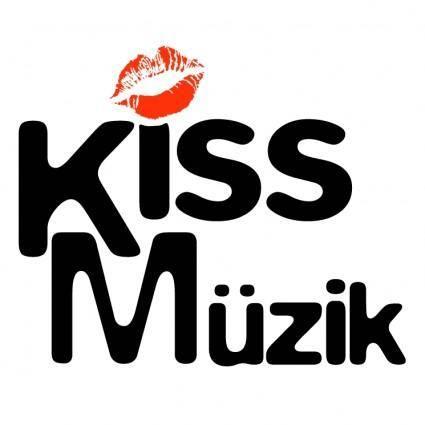 free vector Kiss muzik