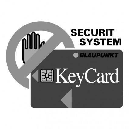 free vector Keycard