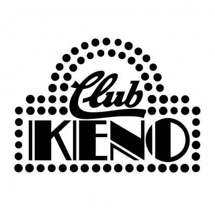free vector Keno club