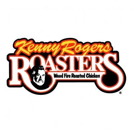 free vector Kenny rogers roasters