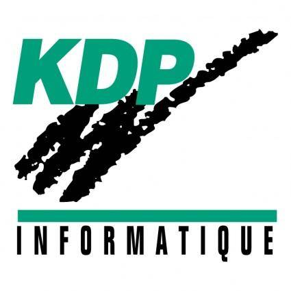 free vector Kdp informatique