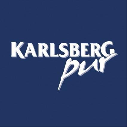 free vector Karlsberg pur