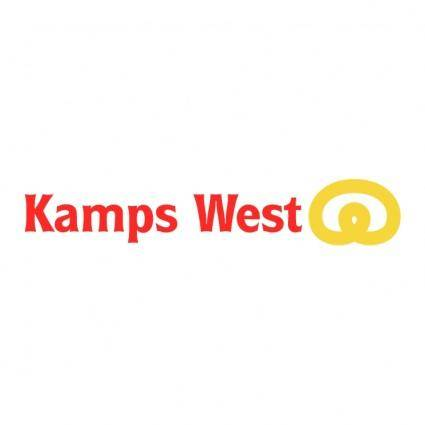 free vector Kamps west