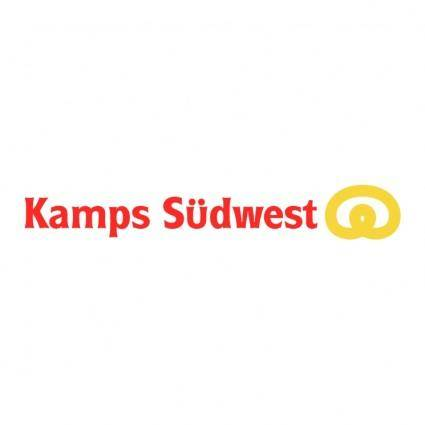 free vector Kamps sudwest