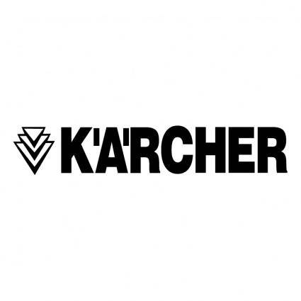 free vector Kaercher 1