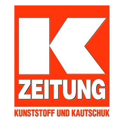 free vector K zeitung